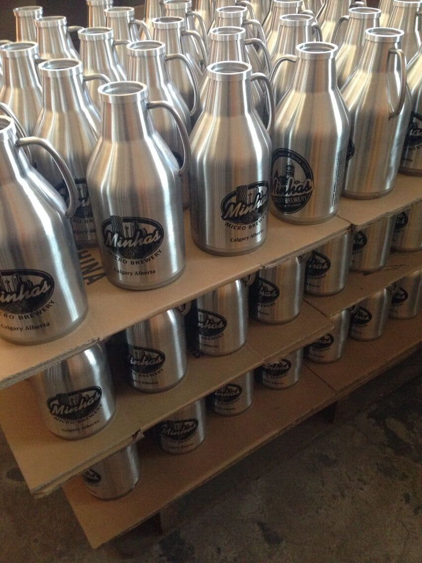 How A Growler Was Made From Production Line Sinobatoo Com