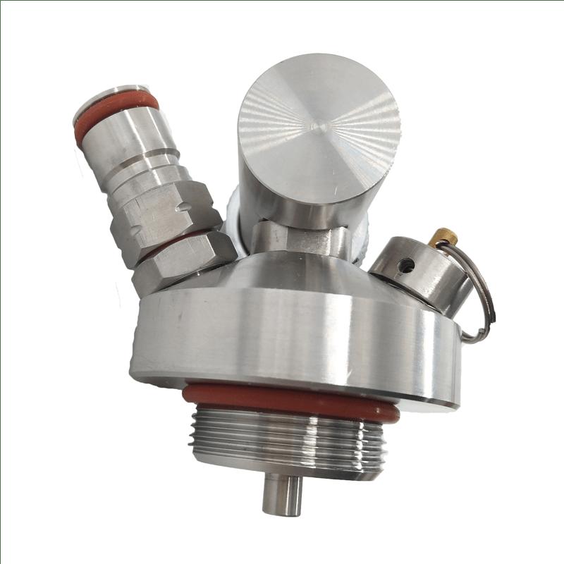 Stainless Steel Home Brew Mini Ball Lock Keg Tap System