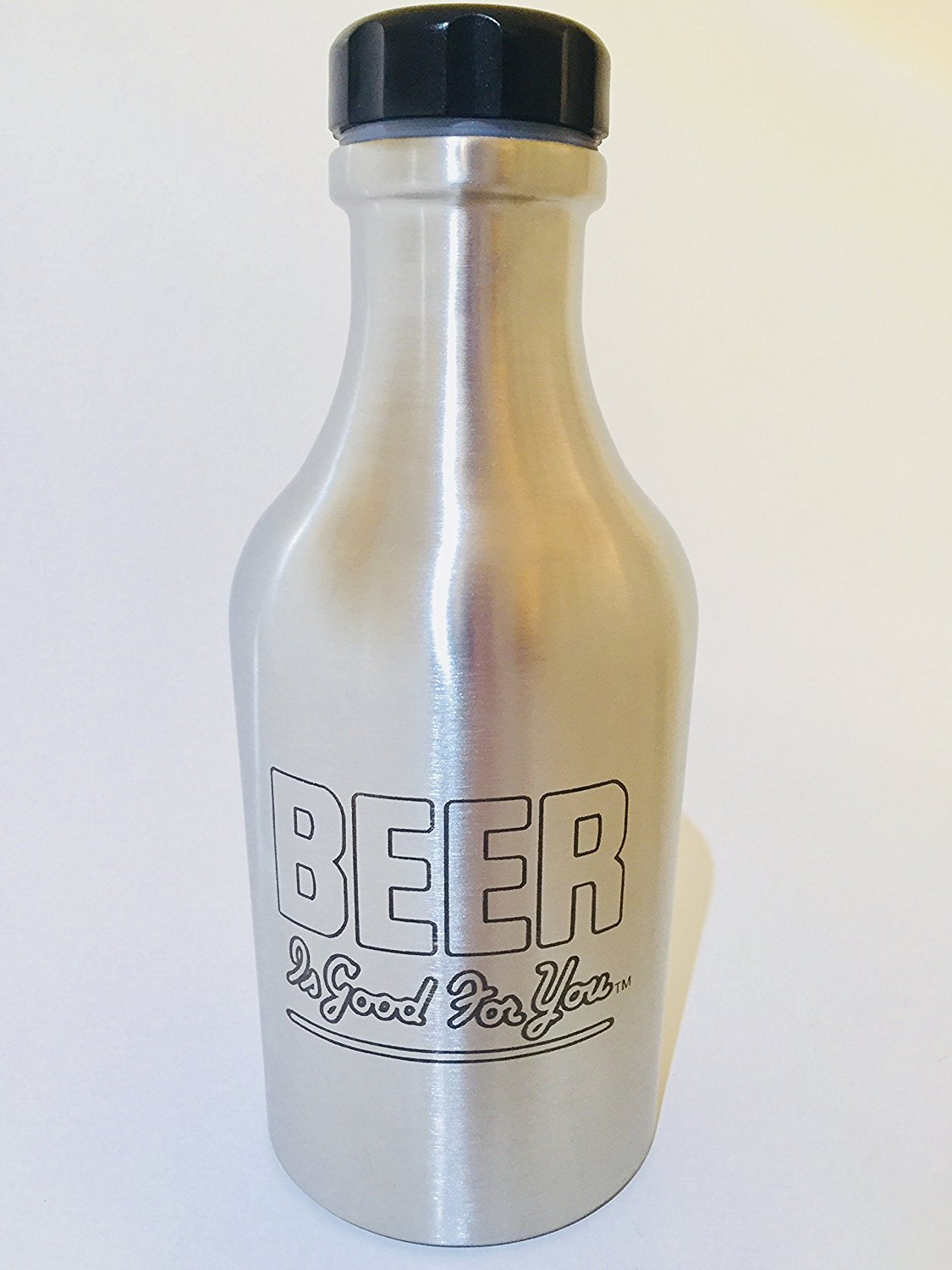 32 Oz Single Wall Stainless Steel Growler Wholesale With