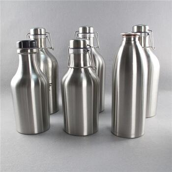 single wall growler
