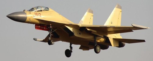 Shenyang J-16