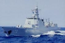 Type 052C Luyang-II DDG 170 Lanzhou 2
