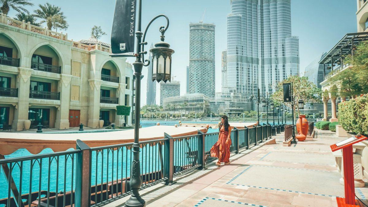 Dubai día 2: Conociendo el lujoso Dubai