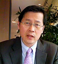Cheong Seong-chang in 2010, via Daily NK