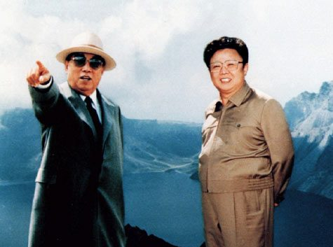 Kims 1 and 2 tamed the rhetorical tides. Wherefore art though, Kim 3? The uplands? | image via TML Daily