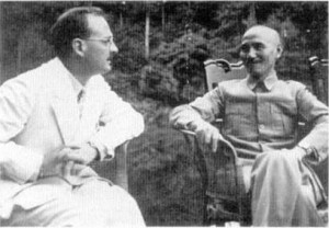 owen lattimore and chiang kai-shek