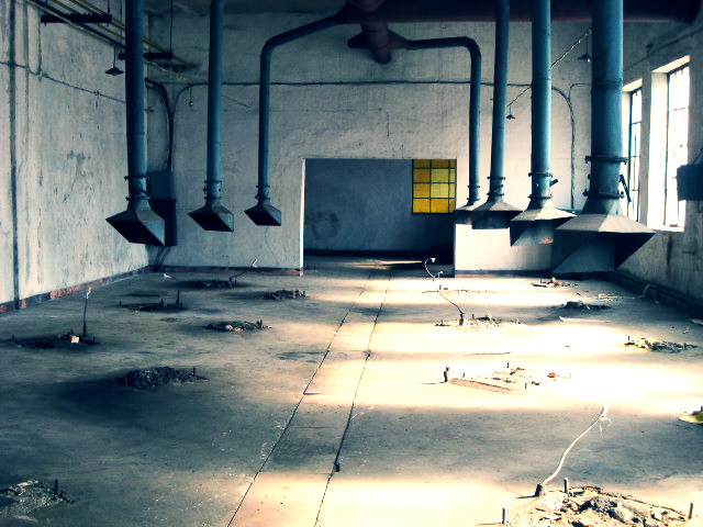 Dismantled fuel fabrication facility at Yongbyon | Image via Wikimedia Commons