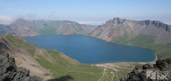 Heaven Lake | Image: Kayla Iacavino/Sino-NK