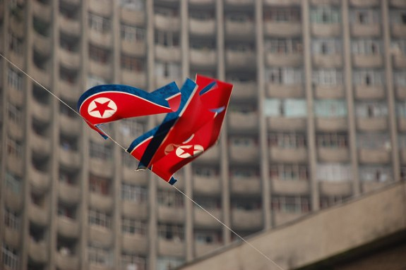Tattered but still functioning, the North Korean state is adjusting is relationship with society via the market.