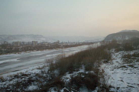 Tumen River at the Sino-DPRK border | Image: Flickr