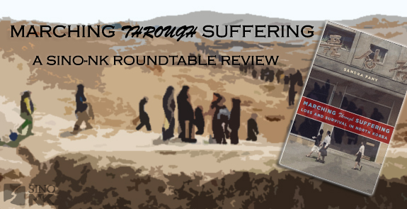 A Roundtable Review of Sandra Fahy's Marching Through