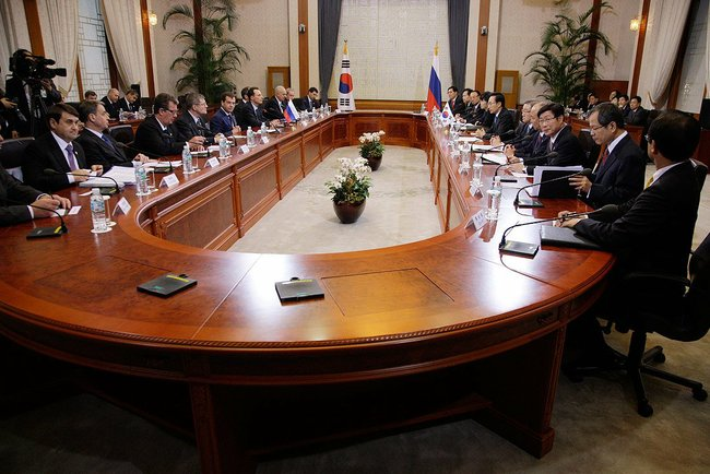 Yongusil 96: Russia, South Korea and the New Northern Policy