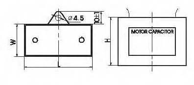 AC Induction Gearmotors 60 watt Heavy Duty 90 mm