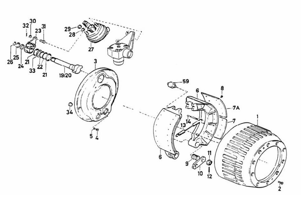 Front Axle Wheel & Brake, Sinotruk Parts Catalog-Parts