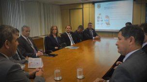 DG reúne entidades sindicais para apresentar plano de reestruturação da carreira