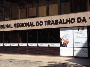 TRT abre inscrições para concurso com 63 vagas e salários até R$ 8.863