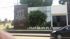 Escritório de advocacia  (Foto: Pedro Manoel Macedo Marinho )