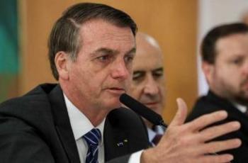 Bolsonaro analisará possíveis vetos a projeto de abuso de autoridade