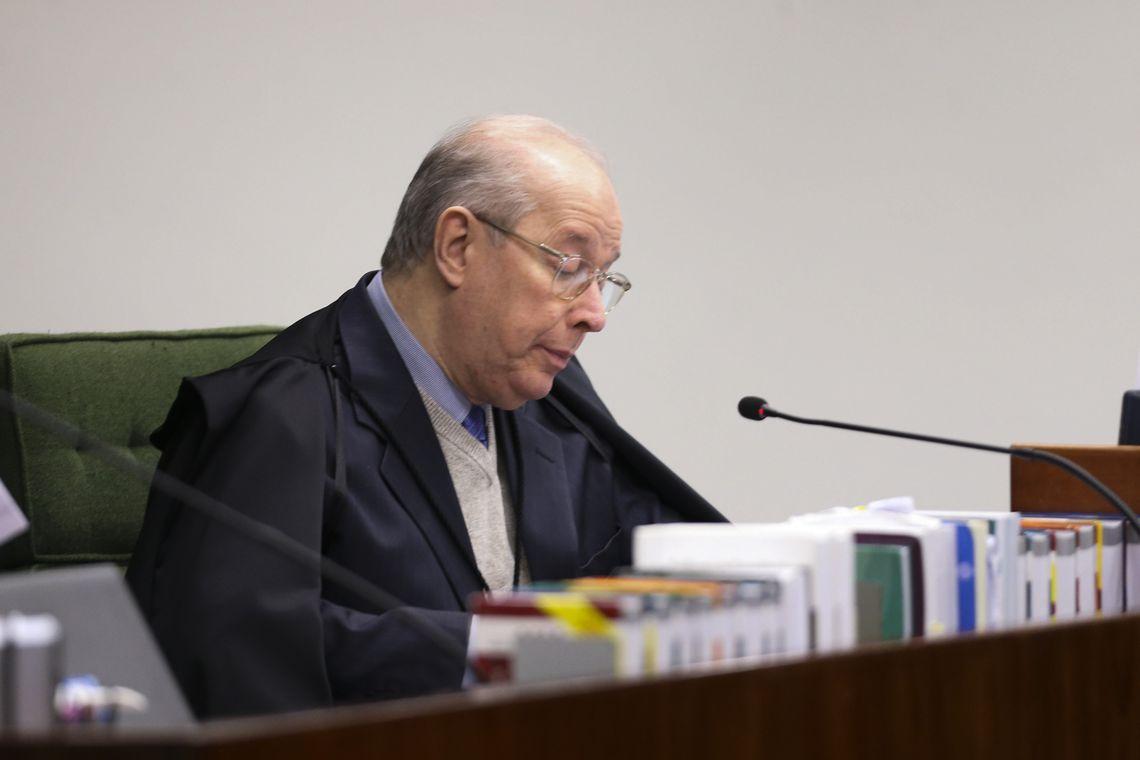 Celso de Mello vota por condenar Geddel no caso dos R$ 51 milhões