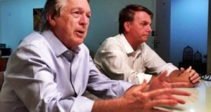 Bolsonaro pede à PGR que Bivar deixe o comando do PSL