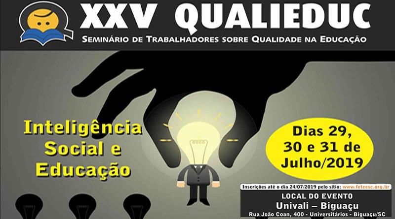 XXV Qualieduc