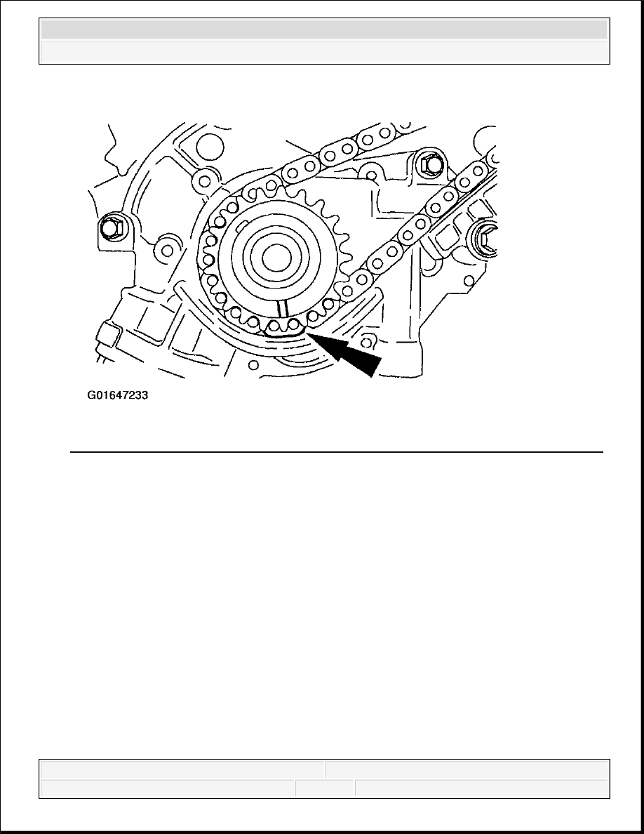medium resolution of ford 40 timing chain diagram