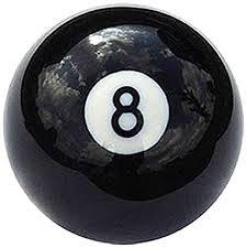 Las Vegas Curling 8 ball
