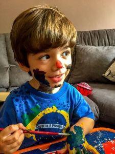 enfant imparfait peinture bêtise sinstruire autrement