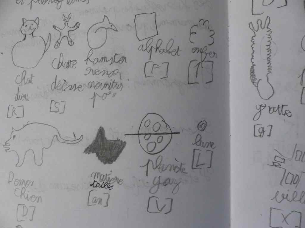 hieroglyphes apprendre l'histoire autrement