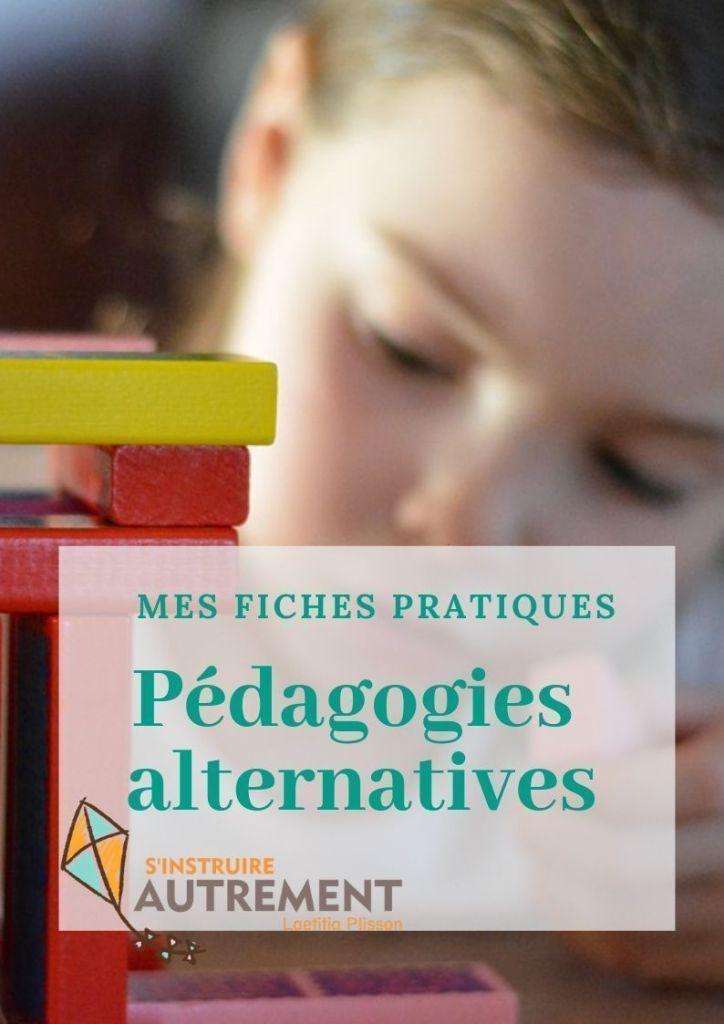 pédagogies alternatives s'instruire autrement