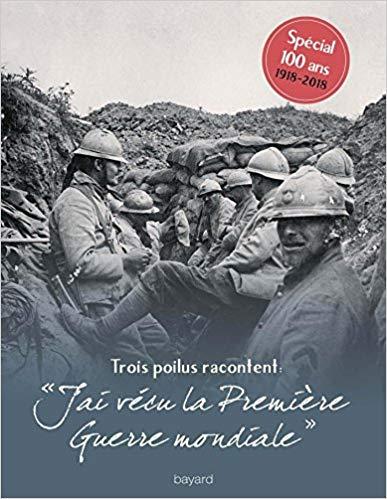 livre jeunesse sur les poilus de la première guerre mondiale