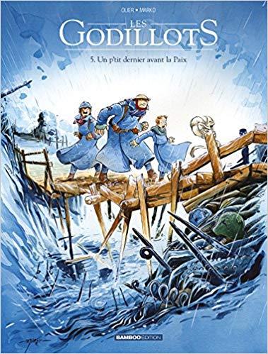 BD première guerre mondiale les godillots 5