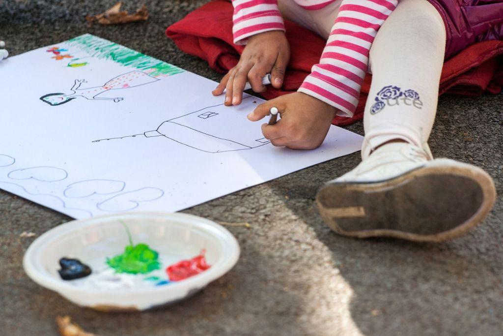 apprendre à dessiner permet de s'émanciper, trouver sa propre touche et développer la confiance en soi