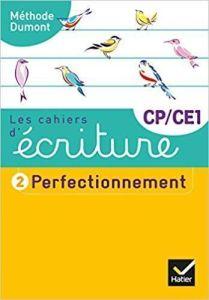 apprentissage de l'écriture en CP CE1 progression Danièle Dumont