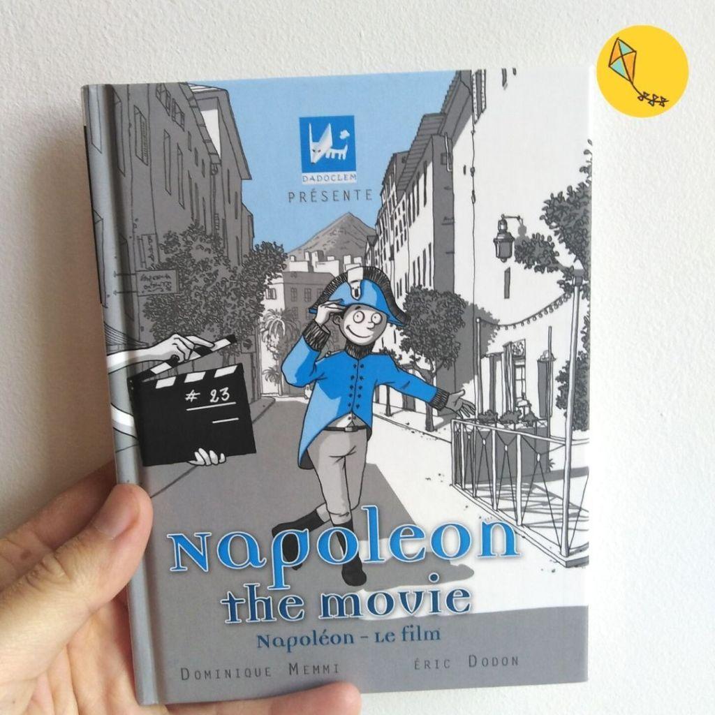 une bande dessinée bilingue pour apprendre à lire l'anglais aux enfants de primaire ou collège