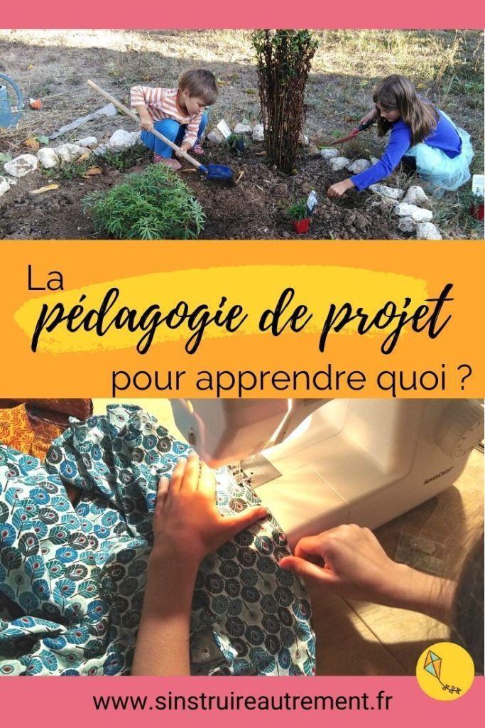 Utiliser la pédagogie de projet, c'est permettre à tes enfants de faire tout ce qui leur plaît... en apprenant !