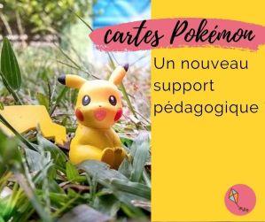 Read more about the article Apprendre avec les Cartes Pokémon