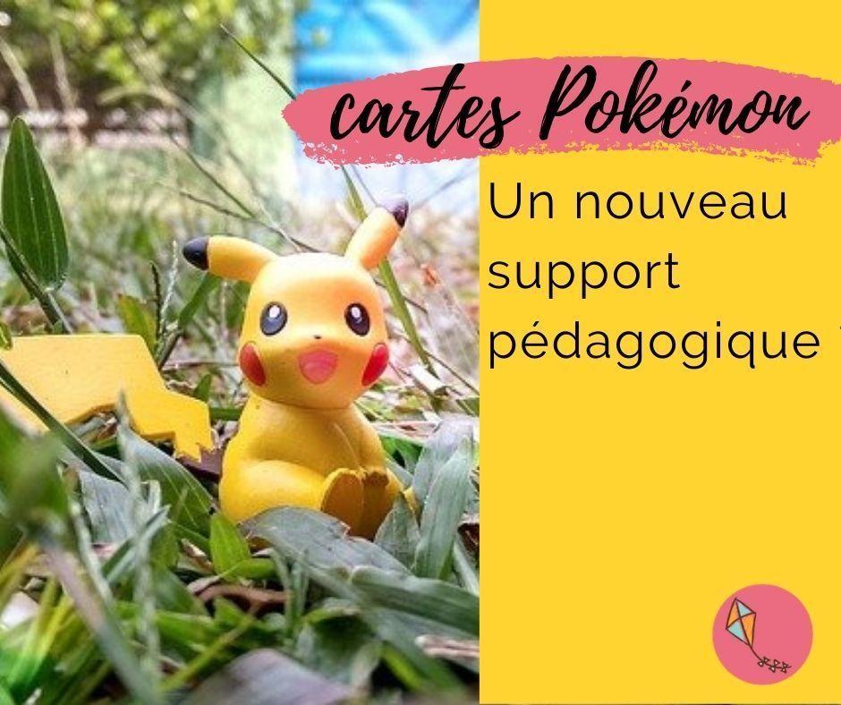 Apprendre avec les Cartes Pokémon