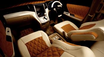 自動車の内装がかっこいいカスタム画像まとめ