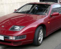 日産フェアレディZ Z32の中古車の選び方と注意点