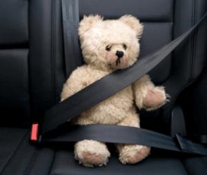 シートベルト違反の減点点数は?