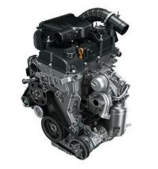 スズキバレーノ1.0L直噴ターボエンジン