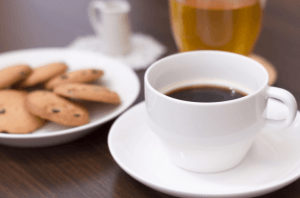 coffe cookie