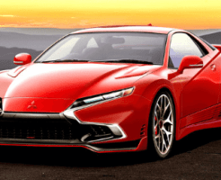 新型三菱GTO復活