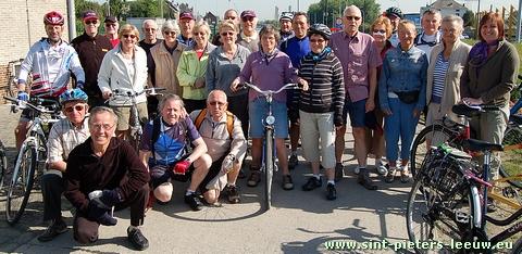 fietsdagtocht naar Ronquieres