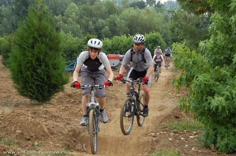 14 de hoebelbike MTB tocht in Vlezenbeek