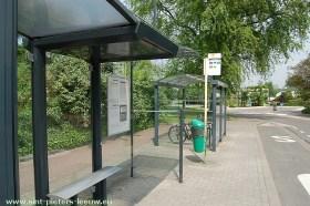 bushalte_De-Lijn_Leeg