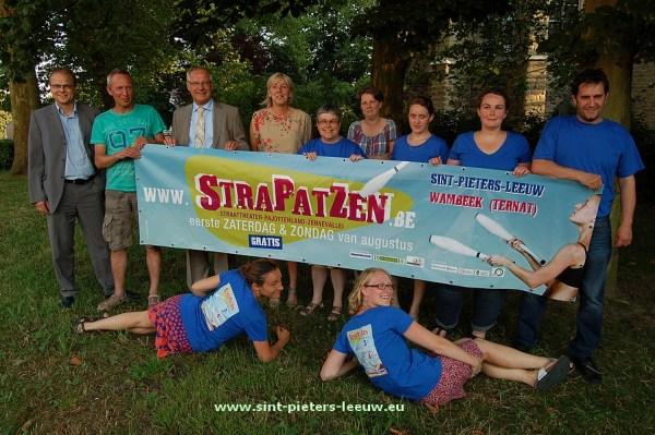 Strapatzen Sint-Pieters-Leeuw