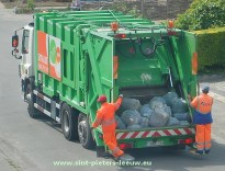 2014-05-06-vuilniswagen-groenafval_Sita_Sint-Pieters-Leeuw