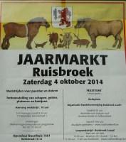 2014-10-04-jaarmarkt-Ruisbroek